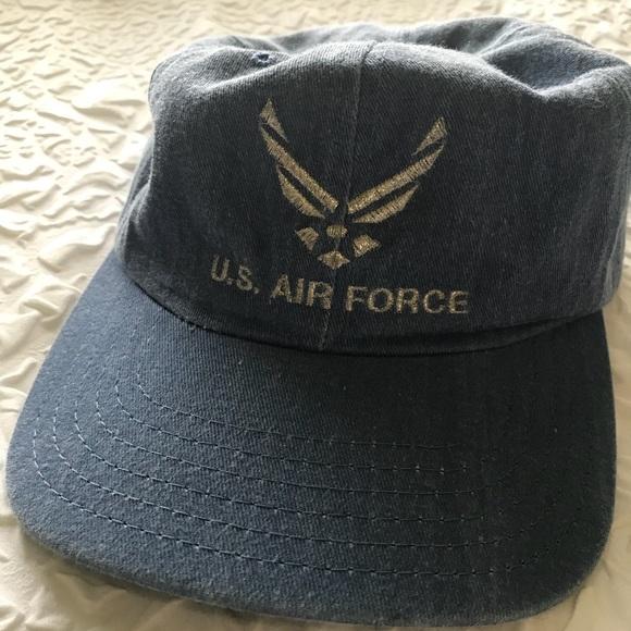 Vintage Air Force Hat Vintage Baseball Cap fc1a2b41d08